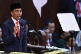 Isi lengkap pidato perdana Presiden Joko