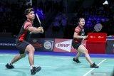 Rekor pertemuan Praveen/Melati vs Zheng/Huang