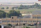 Pasukan Turki dilaporkan melancarkan serangan ke Ayn Issa, Raqqa Utara