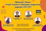 Alumni Pondok Pesantren Ushuluddin Singkawang gelar