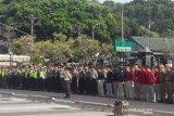 Aparat keamanan Temanggung siaga amankan pelantikan Presiden RI