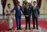 Kunjungan kehormatan sejumlah kepala negara