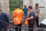 Polisi selidiki penyebab terjadinya kebakaran asrama putra Papua di Tomohon