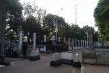 Suasana keamanan jelang pelantikan presiden dan wakil