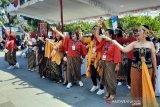 Dua kegiatan sambut pelantikan Presiden Jokowi di Solo