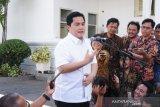 Erick Thohir, pengusaha, tim sukses Jokowi hingga calon menteri
