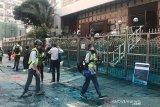 Masjid Kowloon disemprot