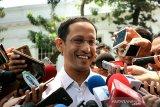 Nadiem Makarim dinilai bawa aura positif di Kabinet Jokowi