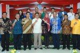 Gubernur Nilai Parpol Berkontribusi Besar untuk Bangsa