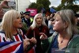 Prancis: Inggris masih mungkin keluar dari EU dalam 10 hari