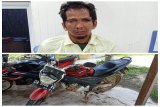 Polisi tangkap pencuri motor dan  poster guru Sekumpul