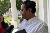 Calon menteri diundang ke Istana Rabu jam 07.00 dan dilantik jam 09.00 WIB