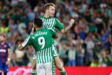 Lorenzo Moron pimpin daftar top skor sementar  Liga Spanyol