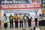Mapala se-Indonesia akan arungi Gunung Maratus