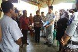 Jasa Raharja berikan santunan pada keluarga korban kecelakaan tol