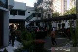 Dua jam di Kemenko Polhukam, Wiranto kembali ke RSPAD