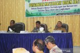 Wakil Bupati Sukamara berharap masyarakat hukum adat diakui