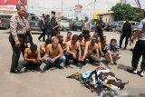 13 oknum OKP terlibat bentrok di Medan ditangkap