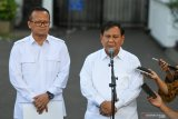 """Partai Gerindra dapat dua menteri, NasDem terima """"lapang dada"""""""