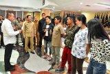 175 pengungsi Wamena  tiba di Medan Sumut