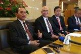 Wapres Ma'ruf Amin dijadwalkan bertemu Raja Malaysia Sultan Abdullah
