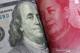 Yuan China menguat menjadi  7,0008 per dolar AS