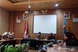 Puluhan wartawan Solok diberikan bimbingan jurnalistik