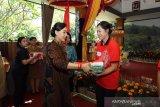 25 kader salon desa ikuti uji kompetensi tata rias di Gianyar