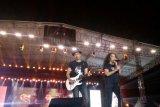 Grup band Slank sukses tutup kemeriahan konser