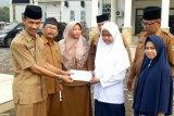 Solok Selatan salurkan bantuan bagi perantau Minang di Wamena