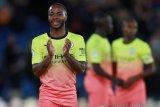 Sterling: Jangan bicarakan Messi dan Ronaldo di depan saya
