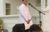 Budi Karya Sumadi lanjutkan tugas sebagai Menteri Perhubungan