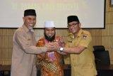 Wali Kota Padang dan Bengkulu sepakati kerja sama