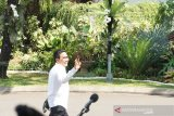 Kakak kandung Muhaimin ke istana temui Presiden Jokowi