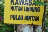 Warga Bintan desak tinjau ulang kawasan hutan