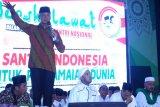 Ganjar: Ramalan santri mengenai Prabowo jadi kenyataan