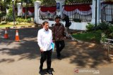 Presiden panggil Soeharso Monoarfa dan Basuki Hadimuljono