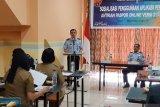 Imigrasi Tahuna gelar sosialisasi aplikasi pengurusan paspor APAPO