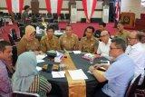 KPK  fasilitasi Provinsi Sulsel rekonsiliasi aset Rp900 miliar