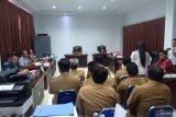 Komisi III DPRD Manado RDP dengan dinas PU