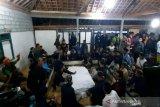 Masyarakat Gunung Kidul melestarikan tradisi pembukaan cupu panjala