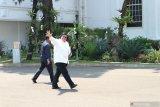 Siti Nurbaya Bakar, kader Nasdem kedua yang datang ke Istana Kepresidenan