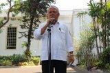 Basuki Hadimuljono kembali jadi Menteri PUPR