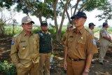 Wali Kota Mataram pantau Tempat Pembuangan Sampah darurat