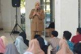 Kadis Perindustrian edukasi kopi ke mahasiswa Lampung