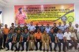 RAPI Biak Numfor siagakan anggota bantuan komunikasi latihan potensi SAR