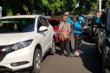 Dinas LH Mataram uji emisi kendaraan bermotor