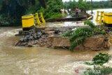 Banjir di Agam mulai surut