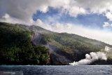 PVMBG: Waspadai awan panas guguran Karangetang