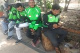 Komunitas gojek Lebak nilai Jokowi- Ma'ruf mampu tingkatkan kesejahteraan